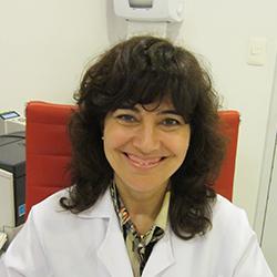 Prof. Adj. Dra. Alonso Cristina
