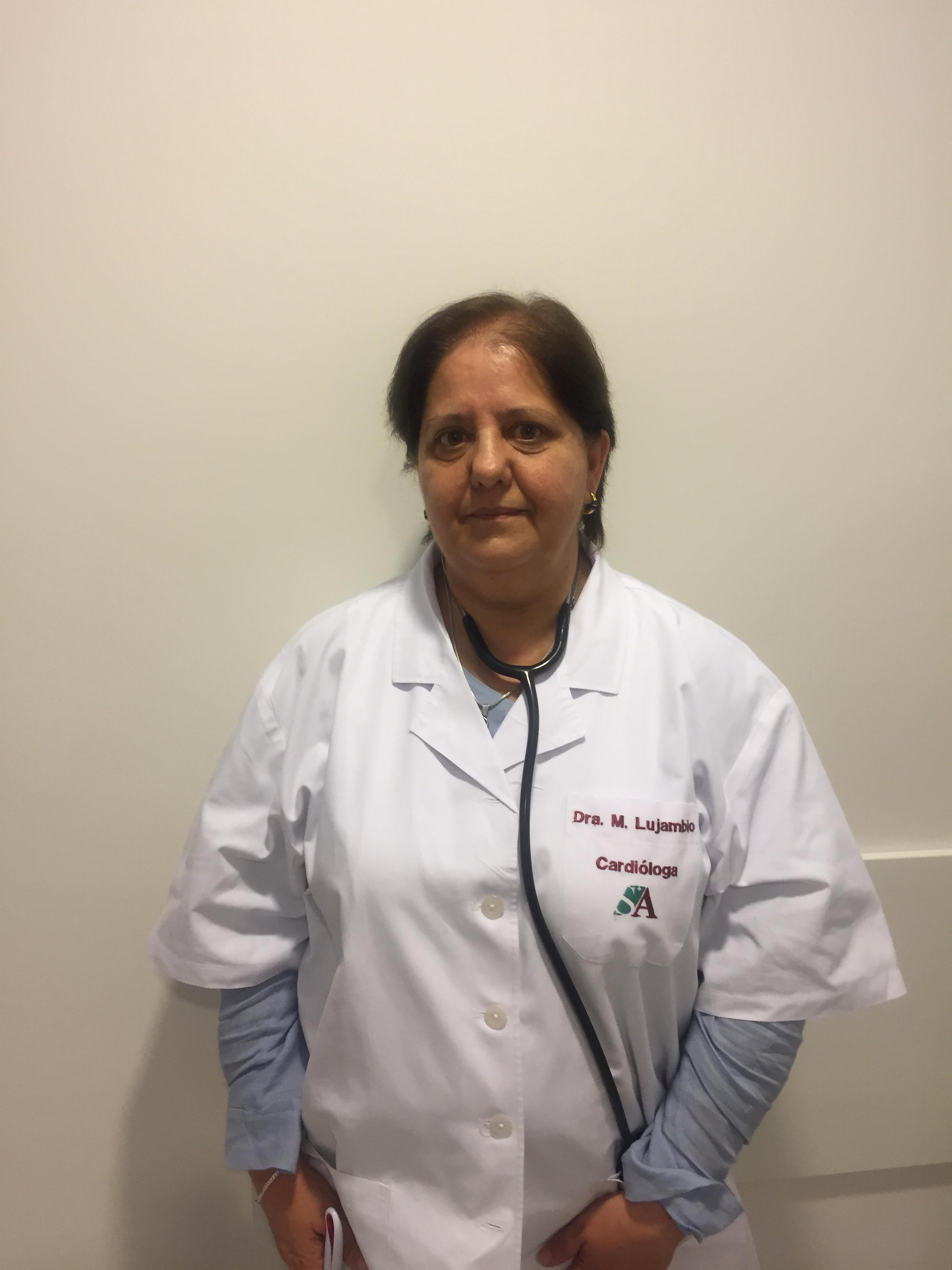 Dra. Lujambio Mariela