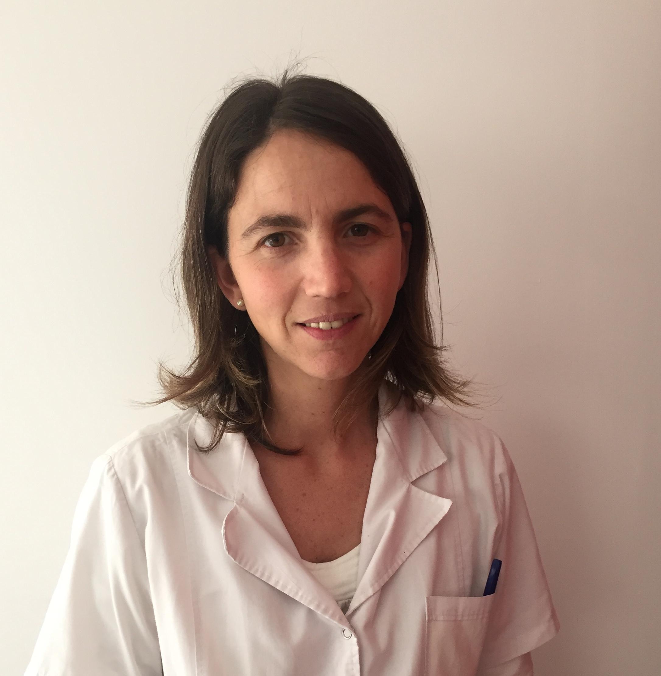 Dra. San Román Sofía